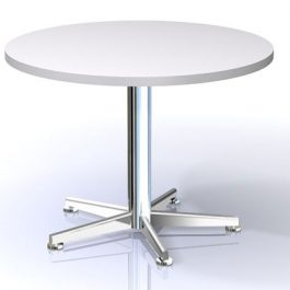 Aurora & Eco Single Column 5 Star Pedestal Bases - Tier 1, By Tomako