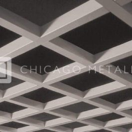 Rockfon Metal Ceiling Solutions Beamgrid Open Plenum Metal Ceilings