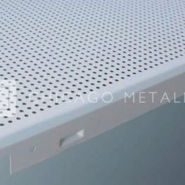 Rockfon Metal Ceiling Solutions Clip-In Steel Panel