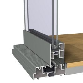 Thermally Broken Sliding or Lifting System By MSF