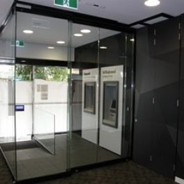 Auto Sliding Door By Hufcor