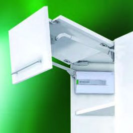 Kinvaro F-20 Folding Flap Fitting By GRASS