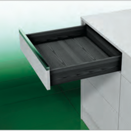 Concealed Full Extension Soft Close Drawer Slide By Artia