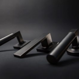 GUNMETAL, By DESIGNER DOORWARE