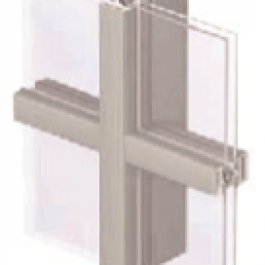 Airmax Thermally Broken Curtain Walling Solution By MSF