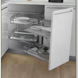 Pullout Corner Unit By Artia