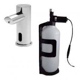 Automatic Vanity Mounted Soap Dispenser, By ASI JD MacDonald