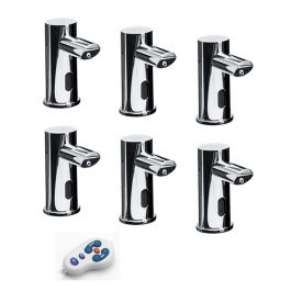 EZFILL™ Top Fill Multi-feed Foam Soap Dispenser Head 6 Pack, By ASI JD MacDonald