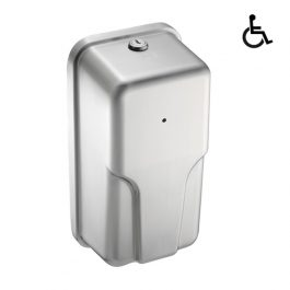 Surface Mounted Automatic Foam Soap Dispenser 1L, By ASI JD MacDonald