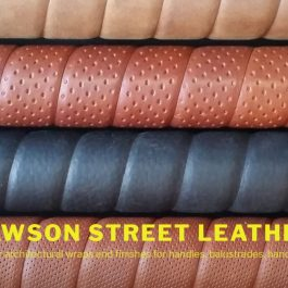 Leather Wraps, By Dawson Street Leather Co