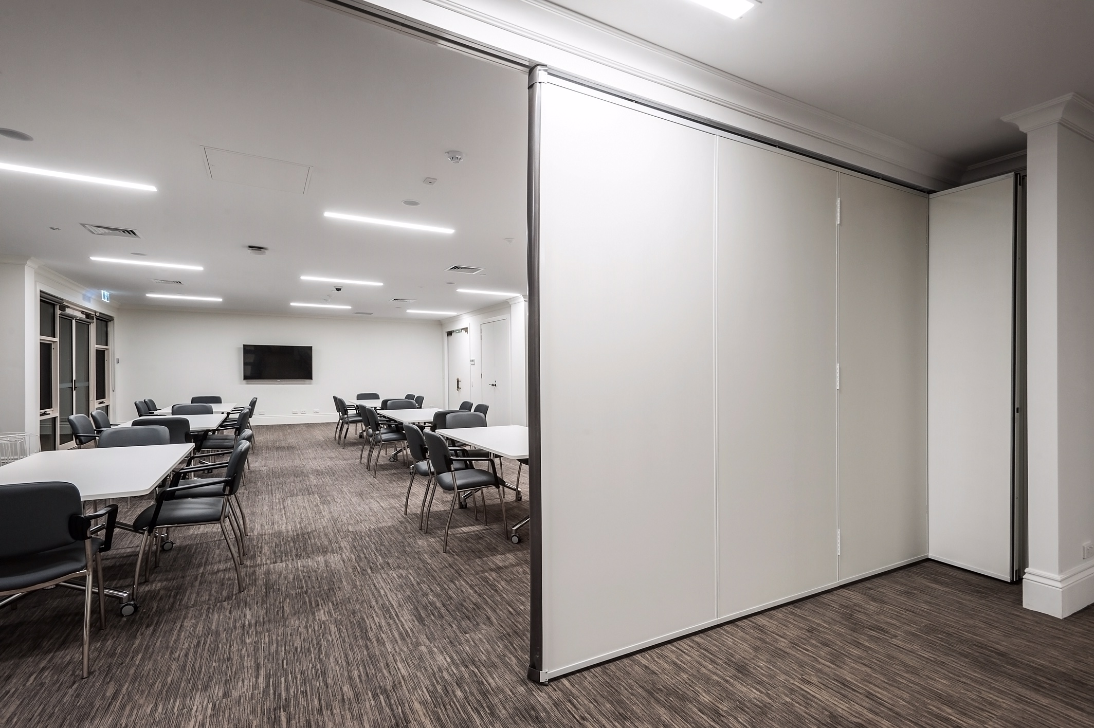 Hufcor Operable Walls Creative Space Management For Aged