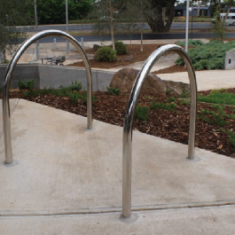 Bike Racks, by CTA Group