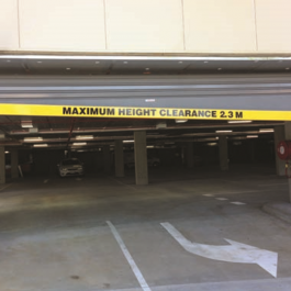 Height Clearance Bars, by CTA Group
